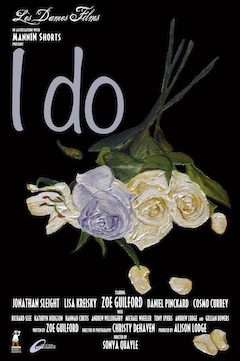 I Do Poster by Bruno Cavellec